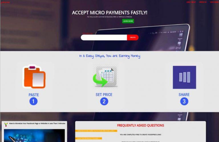 yooexpress payment gateway
